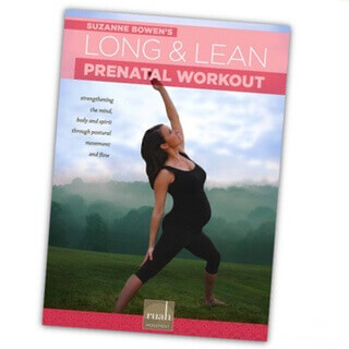 Prenatal exercise video